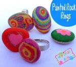 Painting Rock Rings