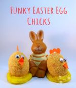 Easter Egg Craft – Little Chicken