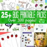 Bug Printables for Kids
