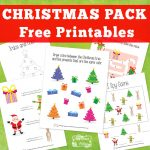 New Christmas Printables