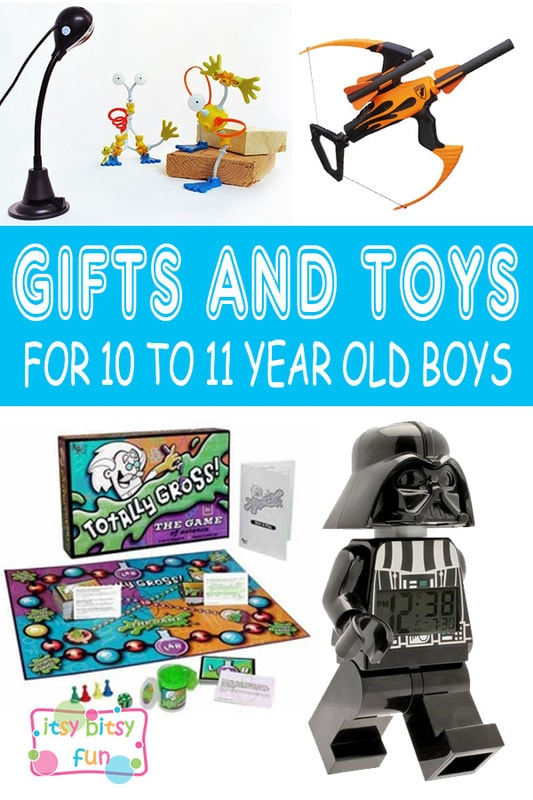 Best Toys Gifts For 11 Year Old Boys : Best gifts for year old boys in itsy bitsy fun