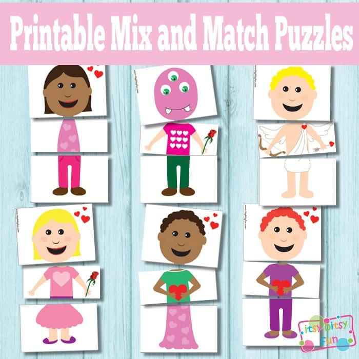 Preschool Valentine Craft Ideas