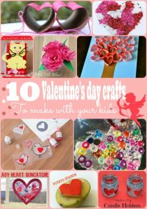 Great Valentine's Day Crafts to do With Your Kids