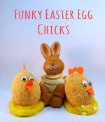 Easter Egg Craft – Little Chicken