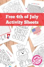4th of July Printables and Some Great News