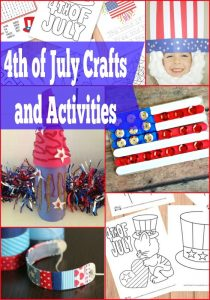 Independence Day Crafts and Activities for Kids