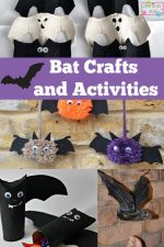 16 Bat Crafts and Activities