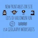 New Free Printables on the Site