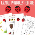 Ladybug Printables for Kids