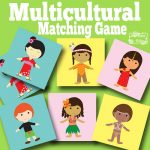Multicultural Printable