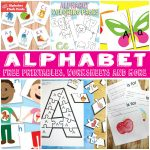Lots of Free Alphabet Worksheets