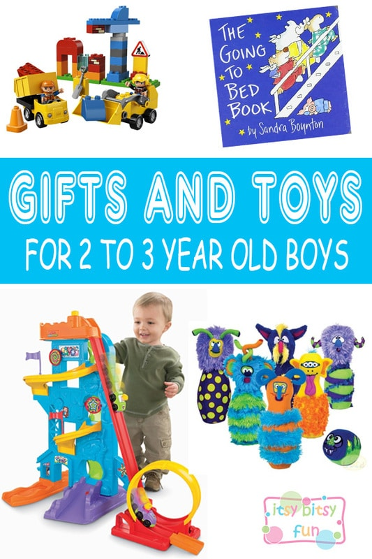 Great Christmas Toys For Boys : Best gifts for year old boys in itsy bitsy fun