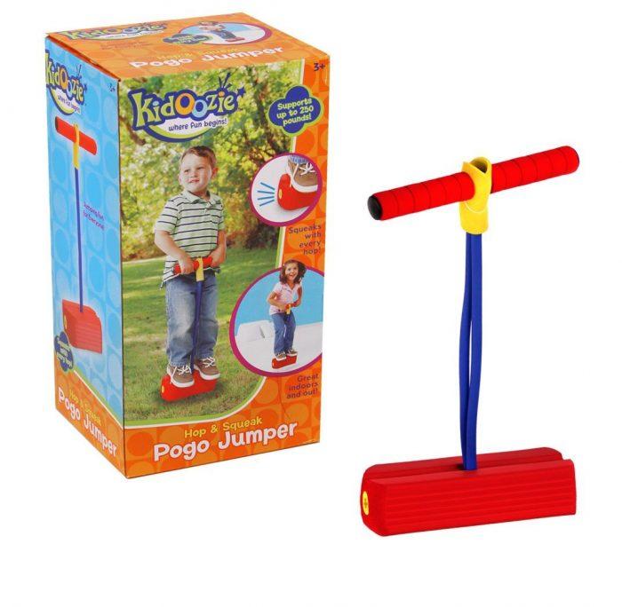 Pogo Jumper