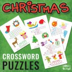 Christmas Crossword Puzzles
