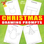 Christmas Drawing Prompts for Kids