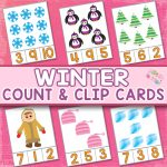 Winter Count and Clip Card