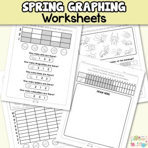 Spring Graphing Worksheets