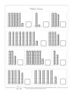 Place Value Worksheets 3