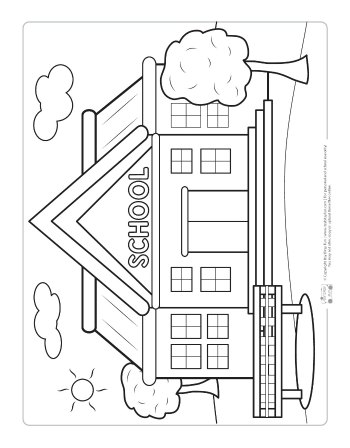 Free coloring page for kids.